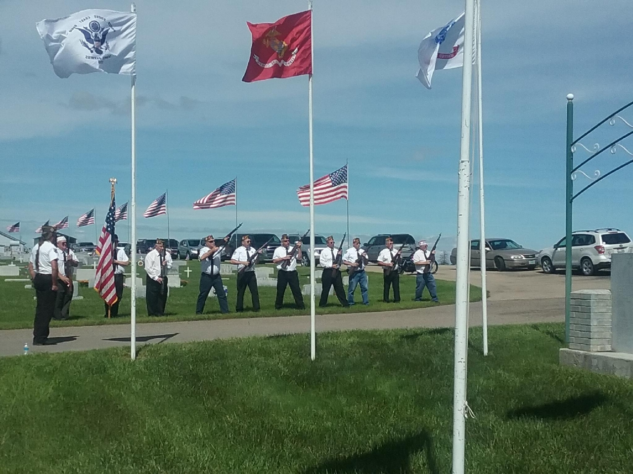 Park View Cemetery Honor Guard